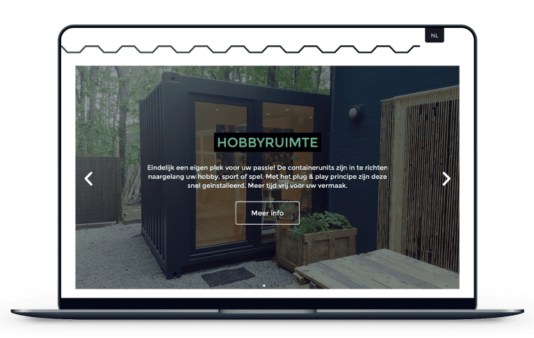 Webdesign | Okappi | Mechelen | Wordpress-site met Elementor
